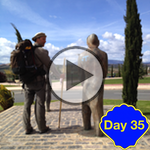 Day 35 - Viana to Navarette