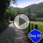 Day 53 - O Cebreiro to Samos