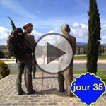 Jour 35 du pèlerinage