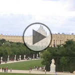 A walk around the canal at Versailles
