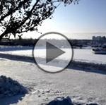 Visit of Irkutsk in Siberia, Russia